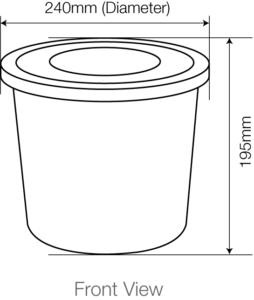 az-1011-plastic-drum-3-5kg-feature